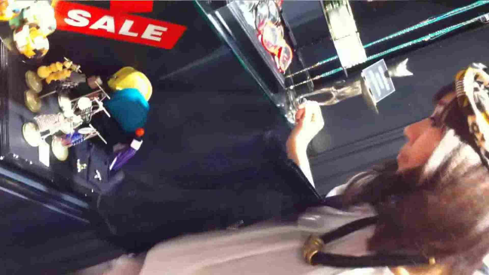 可愛いカリスマ店員限定‼胸チラ&パンチラ vol.16 接写 盗撮AV動画キャプチャ 69PICs 19