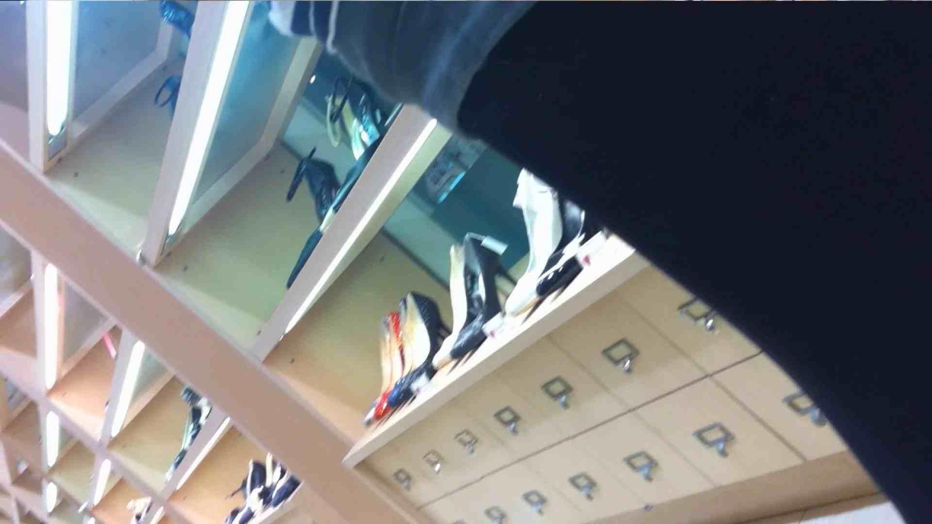 vol.34 美人アパレル胸チラ&パンチラ メガネ属性っていいよね♥ 接写 隠し撮りすけべAV動画紹介 66PICs 38