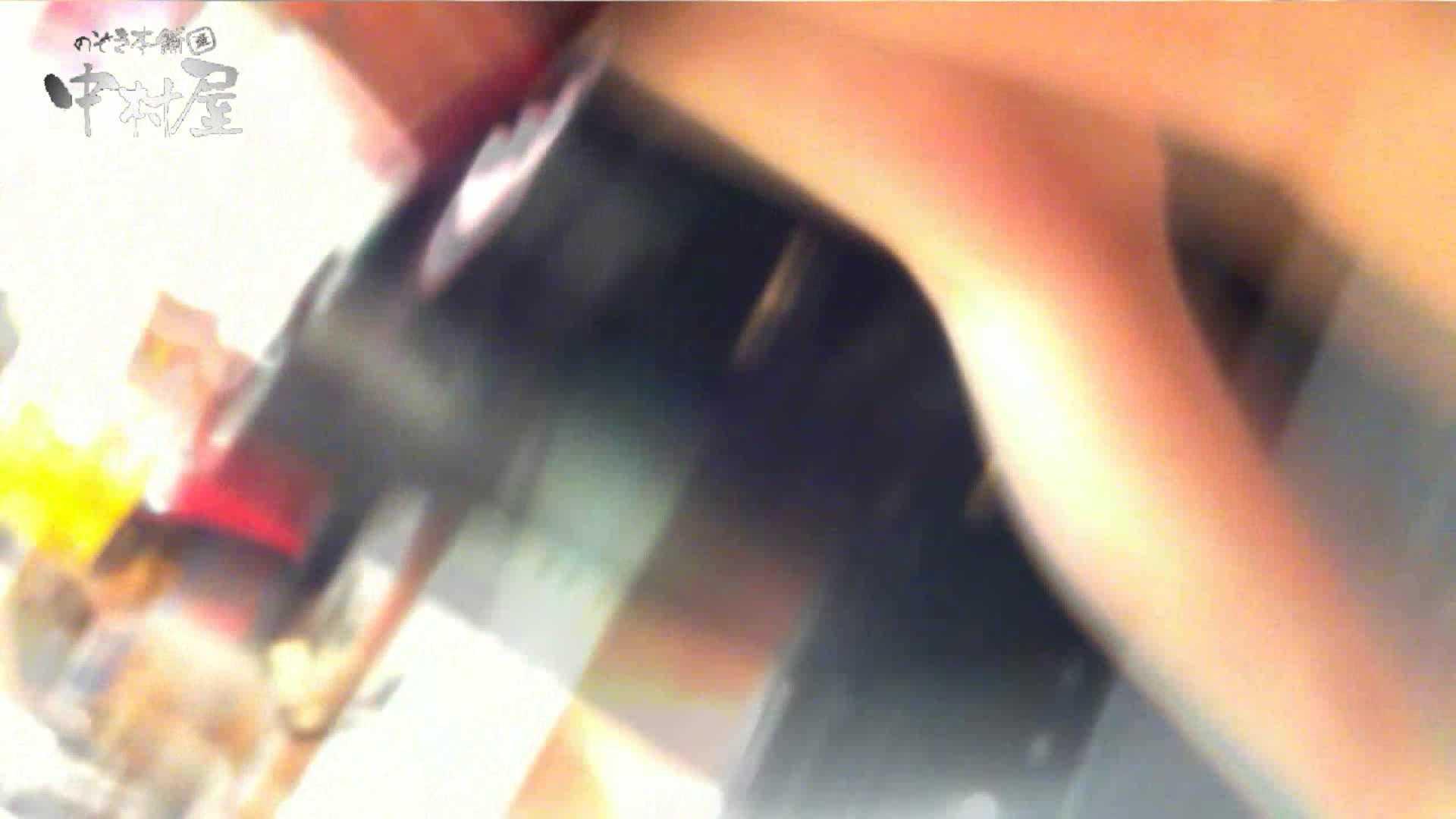 vol.47 カリスマ店員胸チラ&パンチラ 黒パン店員さん 胸チラ | チラ  87PICs 41