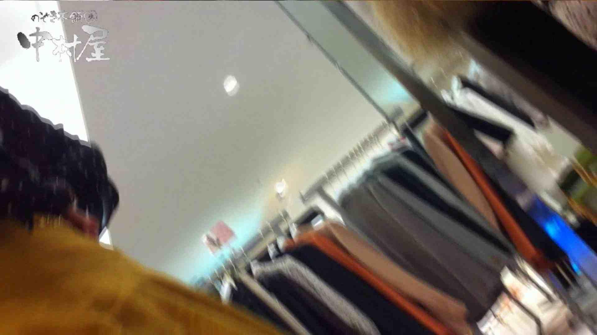 vol.66 美人アパレル胸チラ&パンチラ 店員さんのパンツはストライプ 接写 のぞき動画画像 87PICs 18