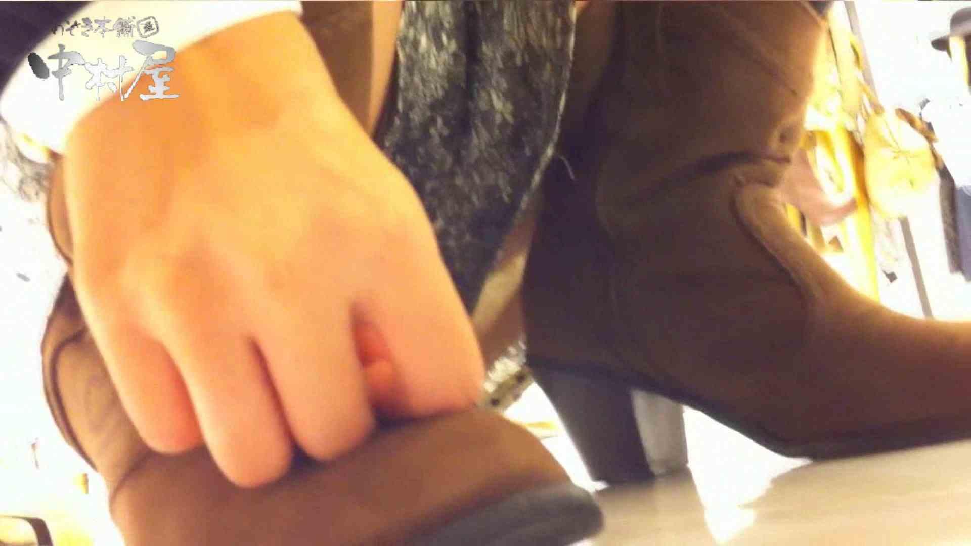 vol.66 美人アパレル胸チラ&パンチラ 店員さんのパンツはストライプ パンチラ アダルト動画キャプチャ 87PICs 37