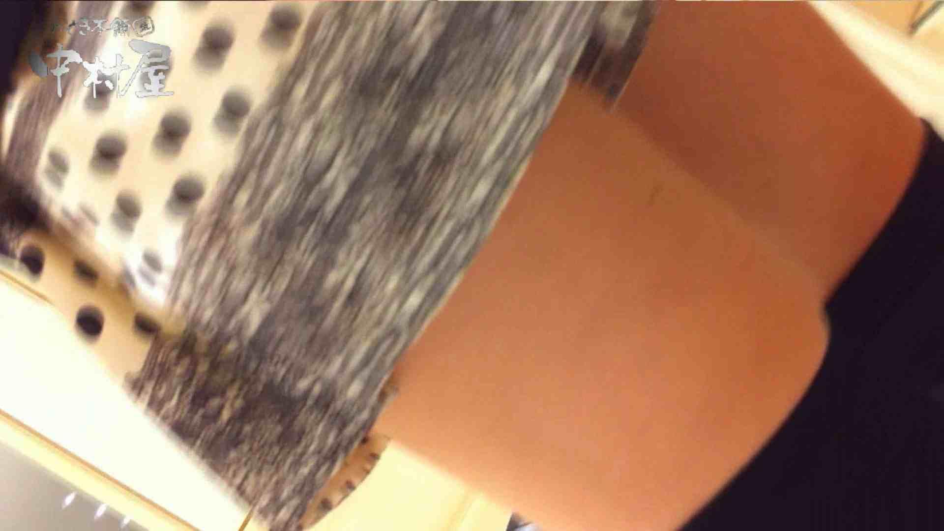 vol.66 美人アパレル胸チラ&パンチラ 店員さんのパンツはストライプ チラ | OLエロ画像  87PICs 41