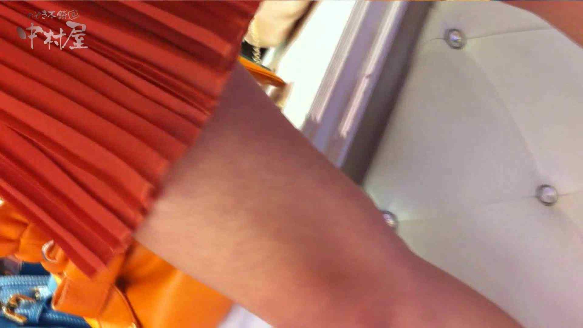 vol.70 美人アパレル胸チラ&パンチラ ベレー店員さんの下着 下着エロ画像   胸チラ  90PICs 43