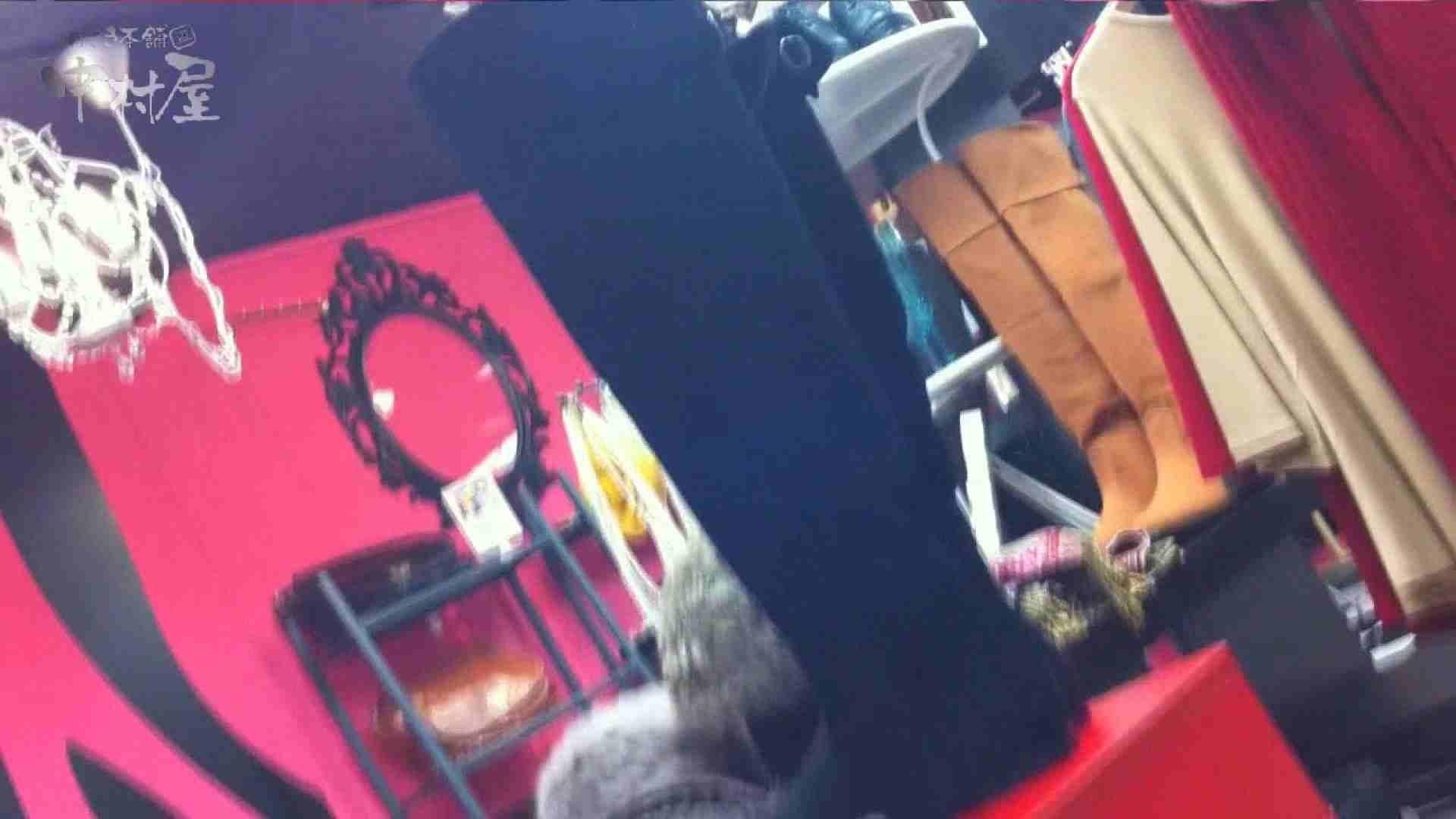 vol.70 美人アパレル胸チラ&パンチラ ベレー店員さんの下着 パンチラ AV動画キャプチャ 90PICs 70