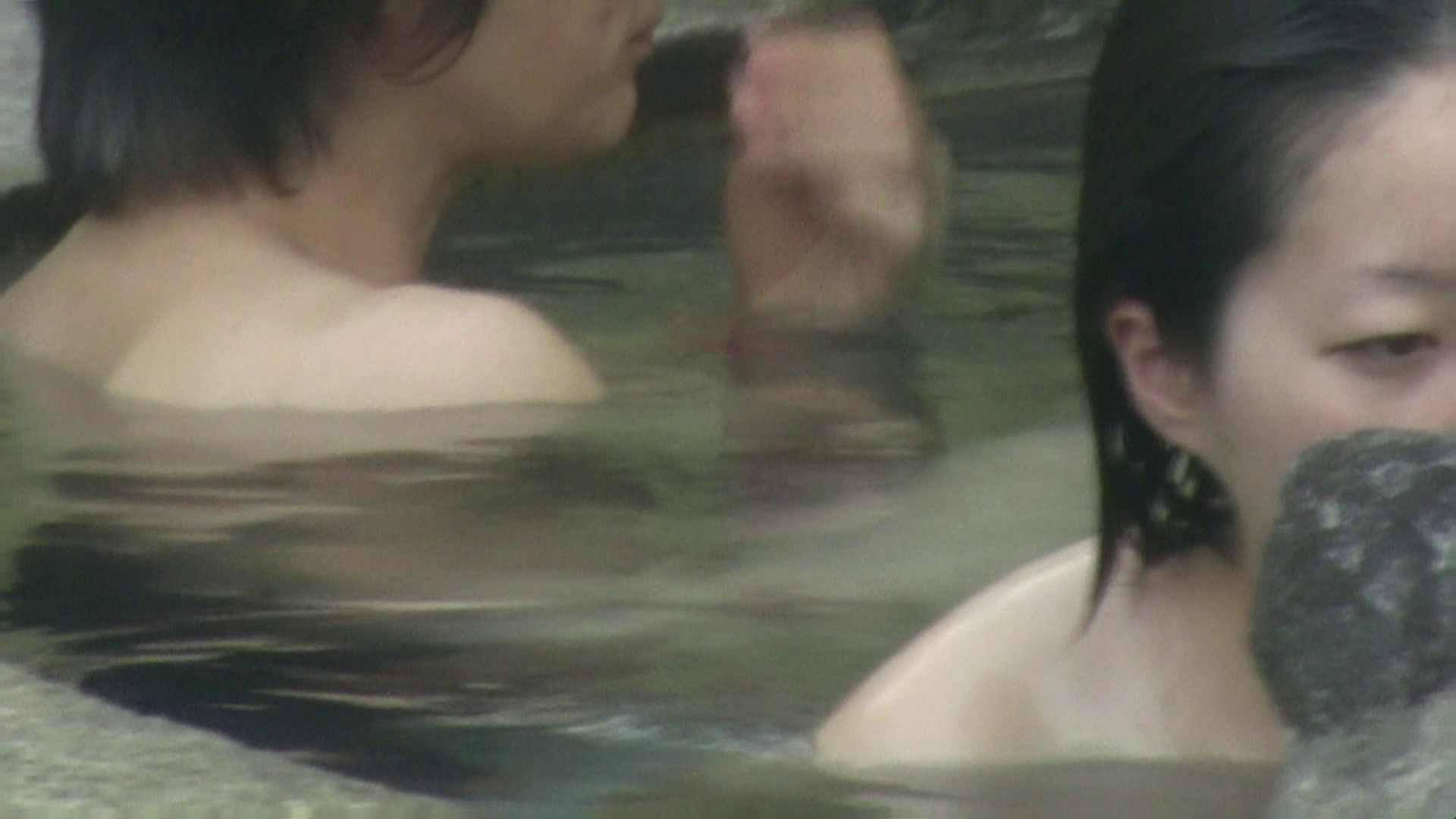 Aquaな露天風呂Vol.06【VIP】 露天 オマンコ無修正動画無料 113PICs 41