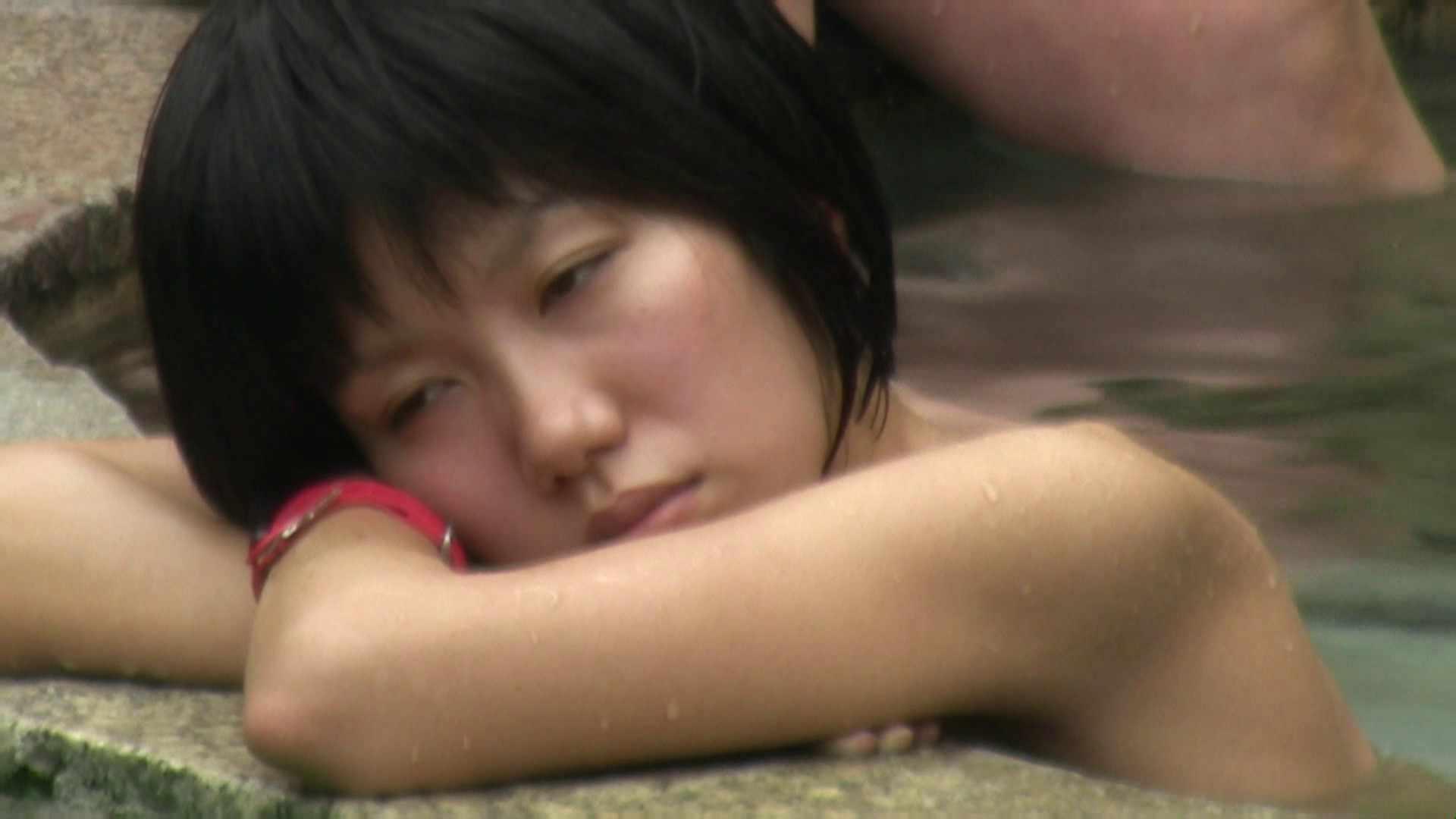 Aquaな露天風呂Vol.37【VIP】 盗撮 濡れ場動画紹介 97PICs 50