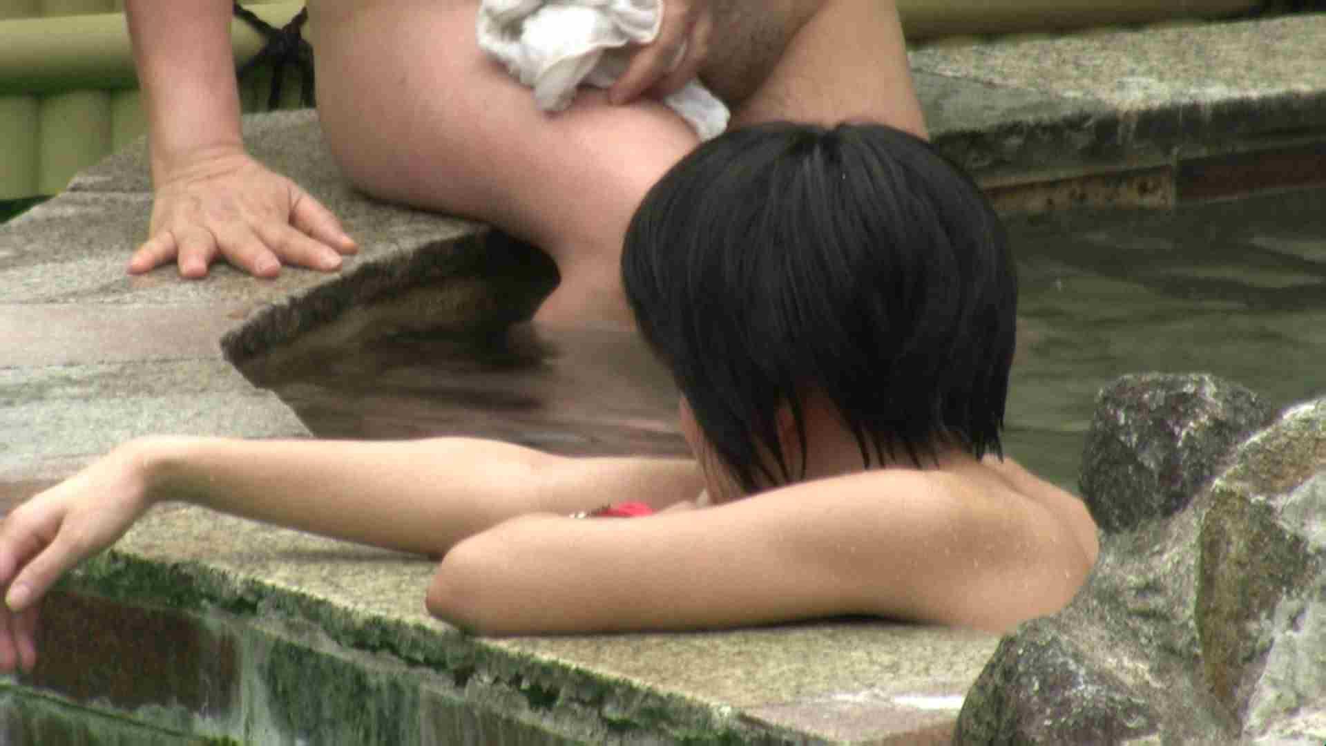 Aquaな露天風呂Vol.37【VIP】 盗撮 濡れ場動画紹介 97PICs 65