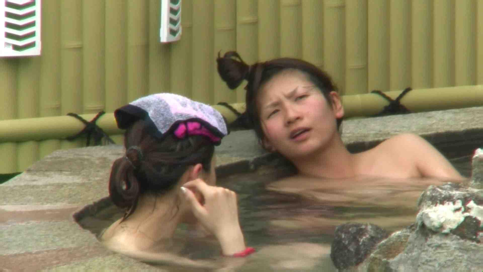 Aquaな露天風呂Vol.66【VIP限定】 OLエロ画像 覗きオメコ動画キャプチャ 74PICs 44