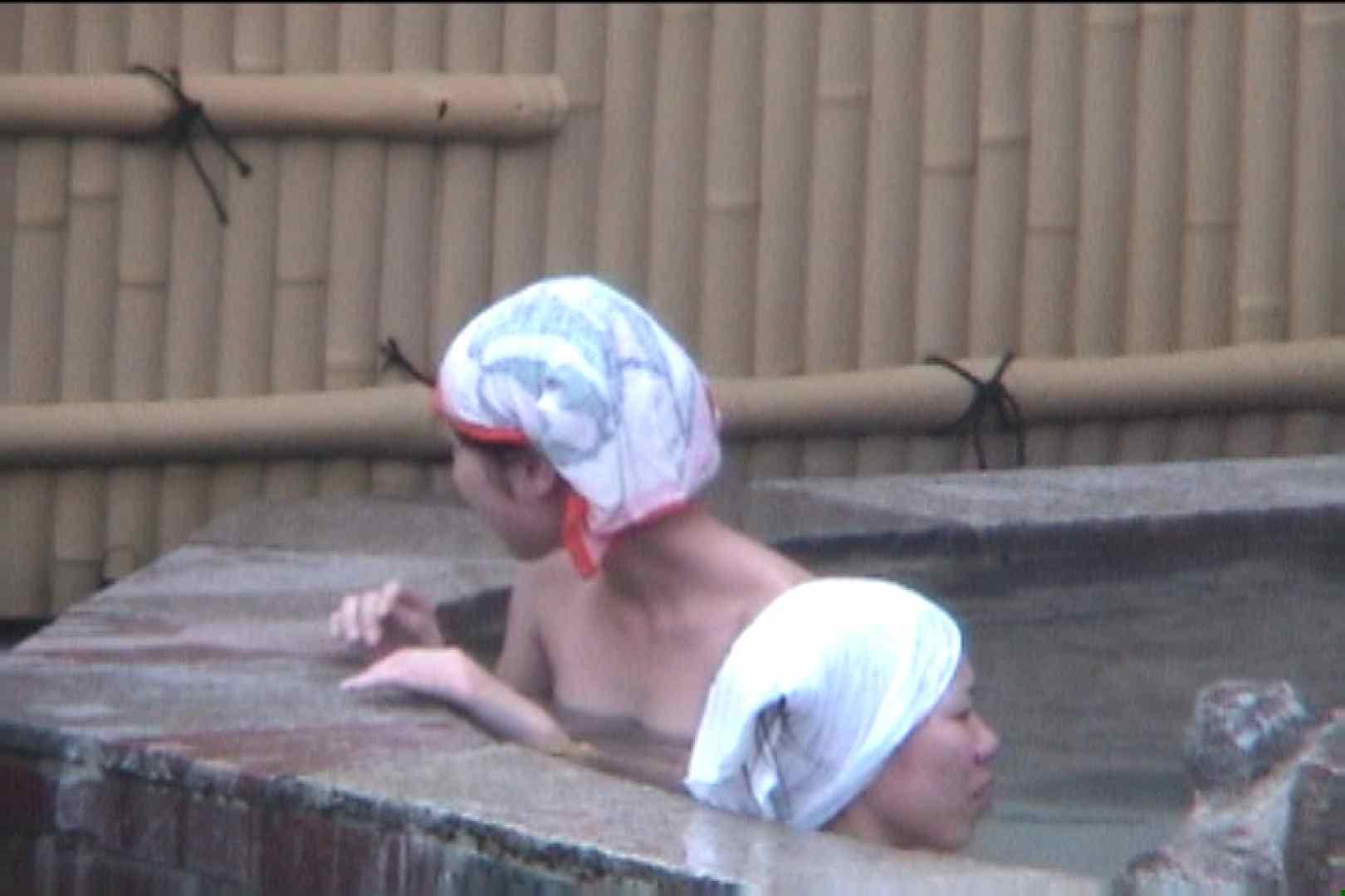 Aquaな露天風呂Vol.91【VIP限定】 OLエロ画像 | 露天  104PICs 34