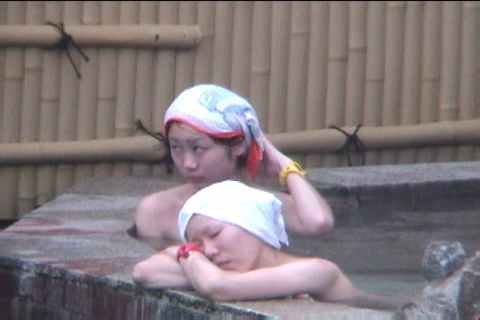 Aquaな露天風呂Vol.91【VIP限定】 OLエロ画像 | 露天  104PICs 49