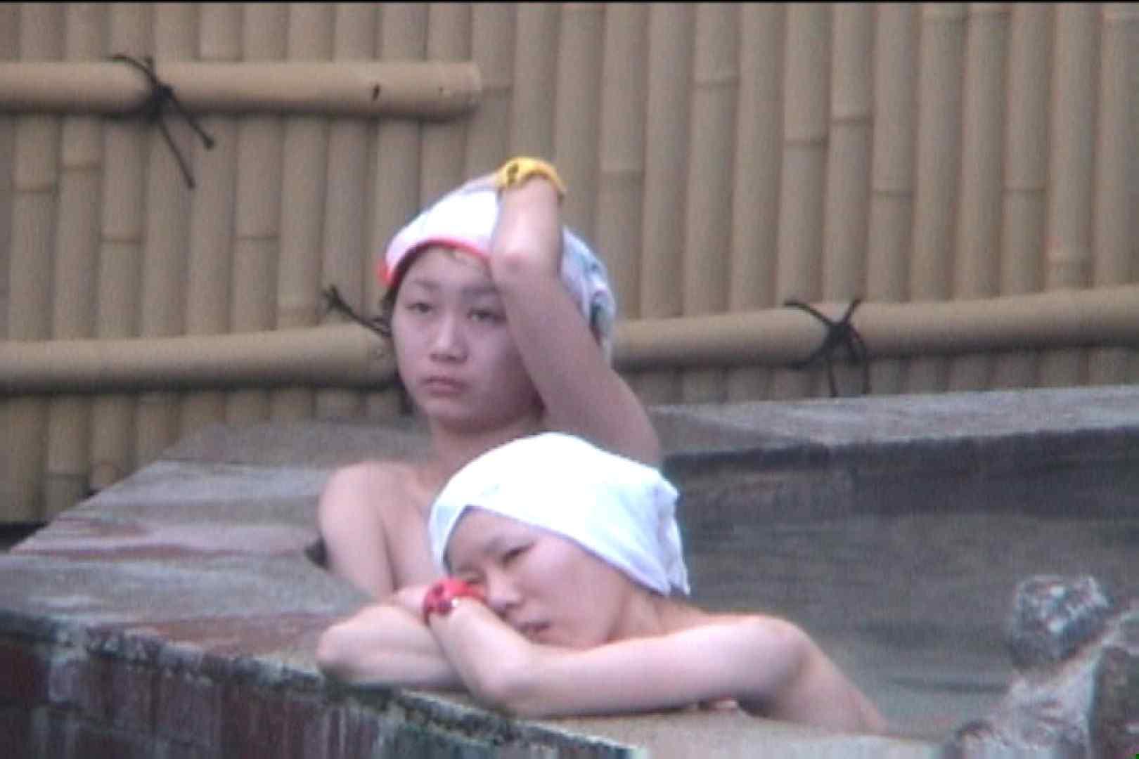 Aquaな露天風呂Vol.91【VIP限定】 OLエロ画像 | 露天  104PICs 55