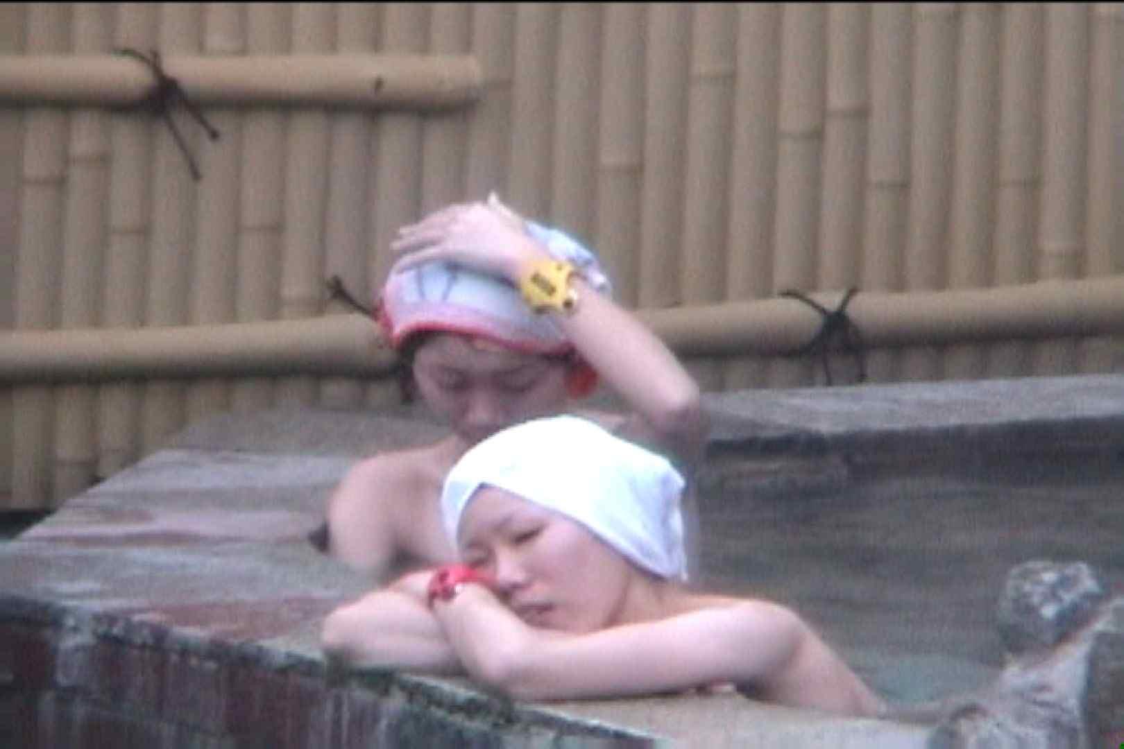 Aquaな露天風呂Vol.91【VIP限定】 OLエロ画像 | 露天  104PICs 58
