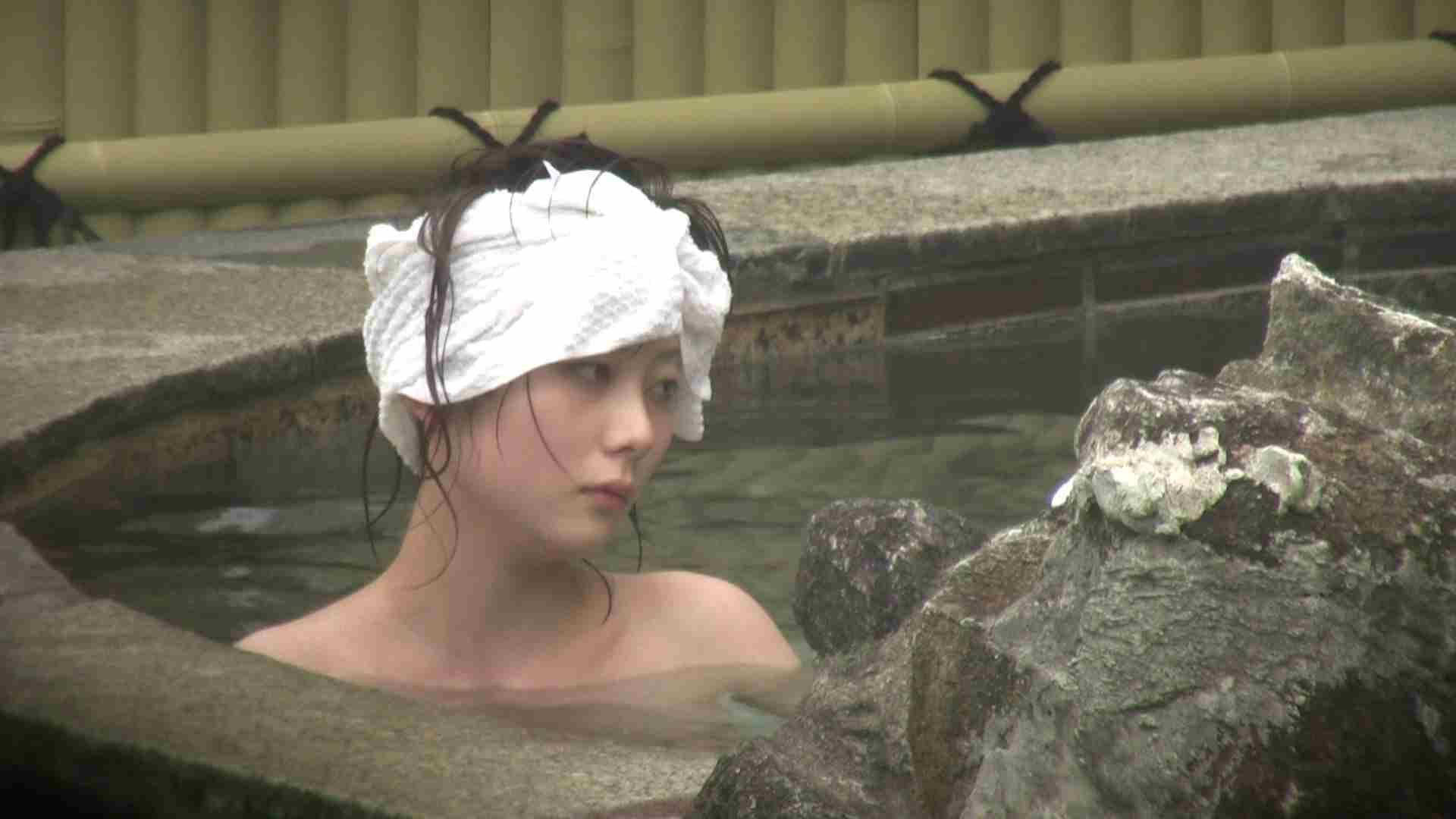 Aquaな露天風呂Vol.147 OLエロ画像 | 露天  84PICs 34