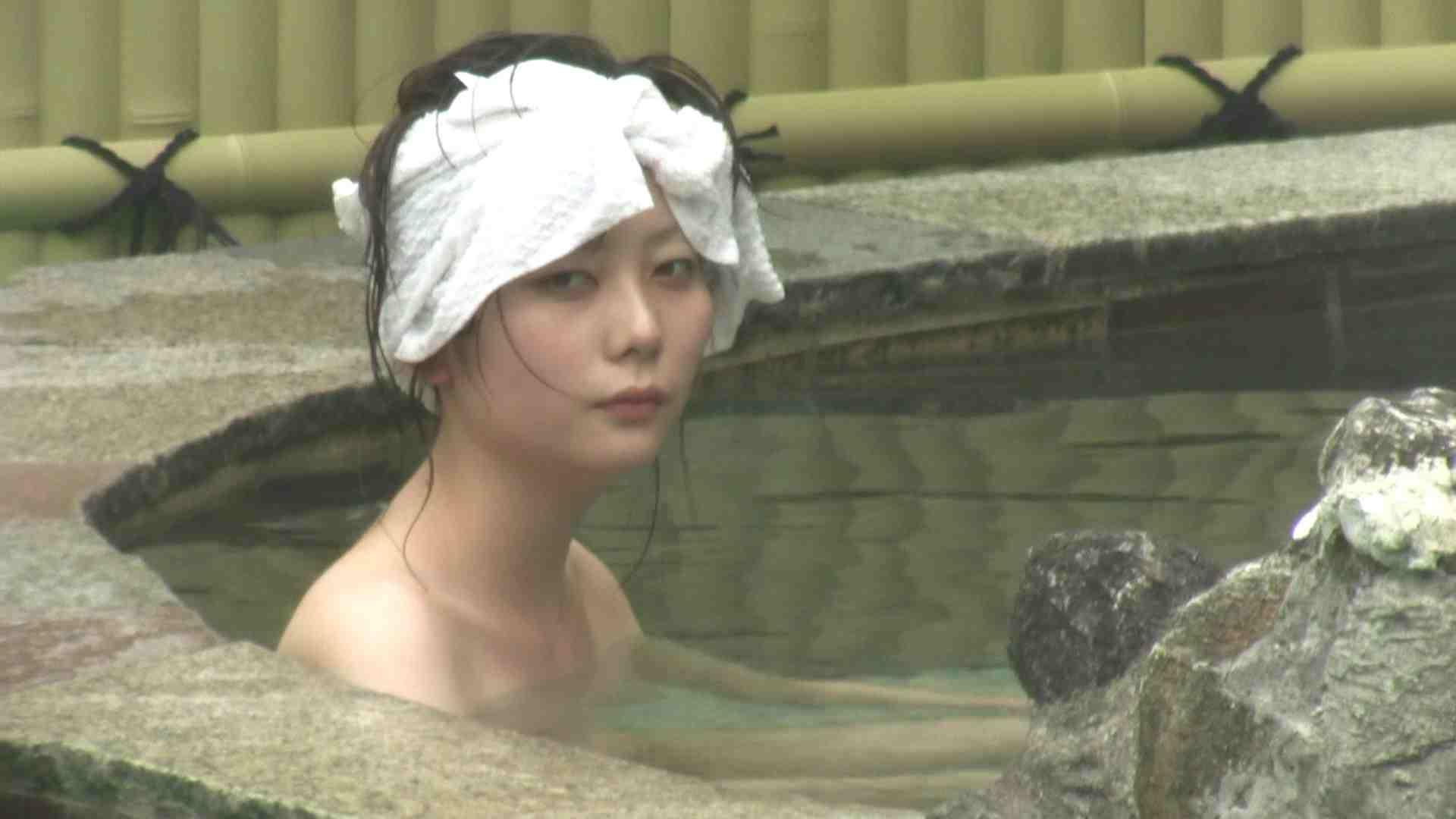 Aquaな露天風呂Vol.147 OLエロ画像  84PICs 42