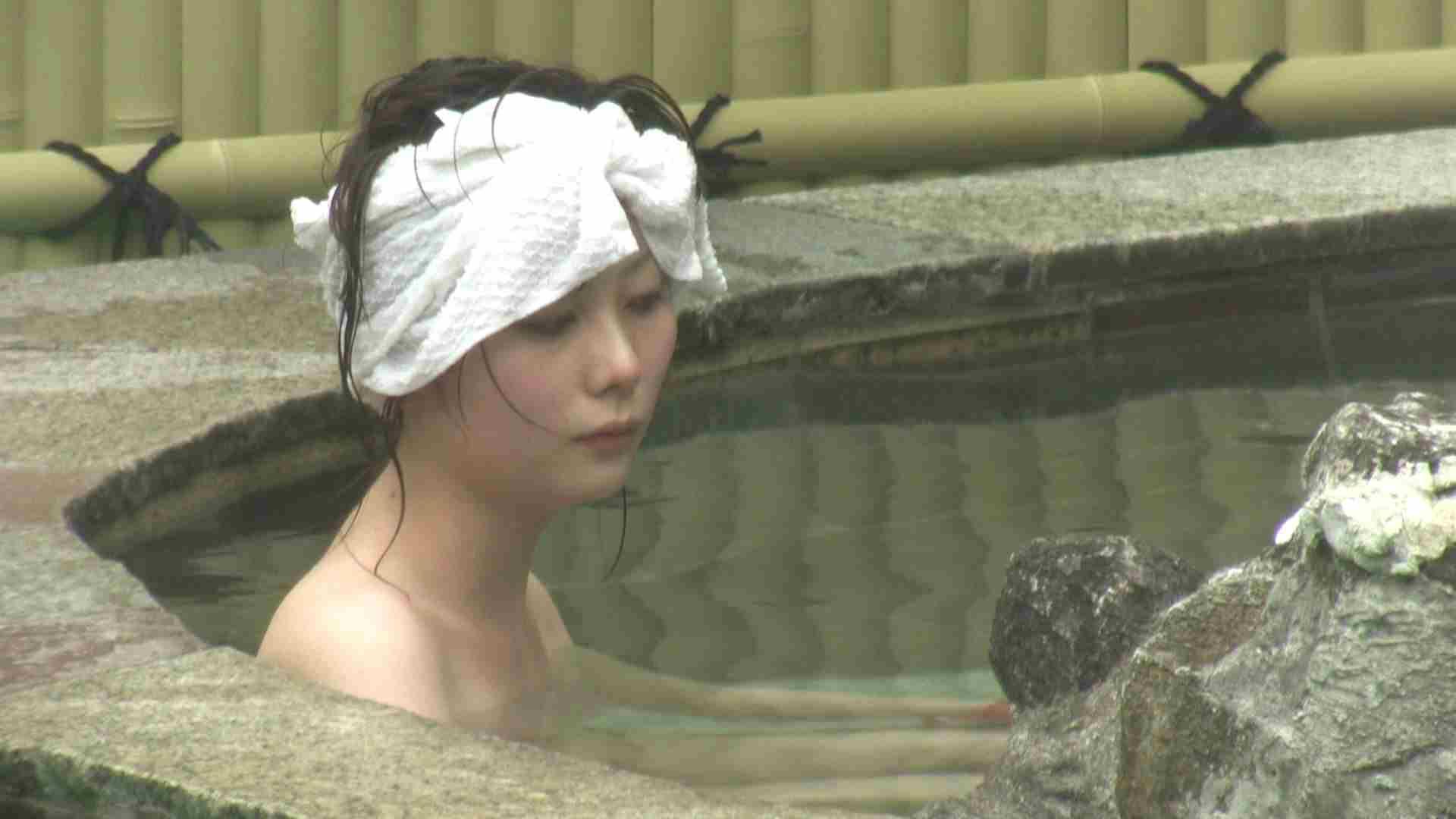 Aquaな露天風呂Vol.147 OLエロ画像  84PICs 45
