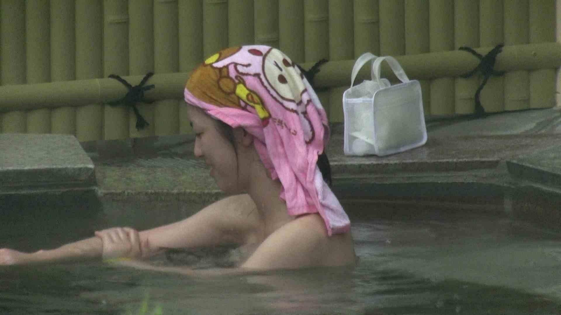 Aquaな露天風呂Vol.171 OLエロ画像 盗撮戯れ無修正画像 108PICs 8