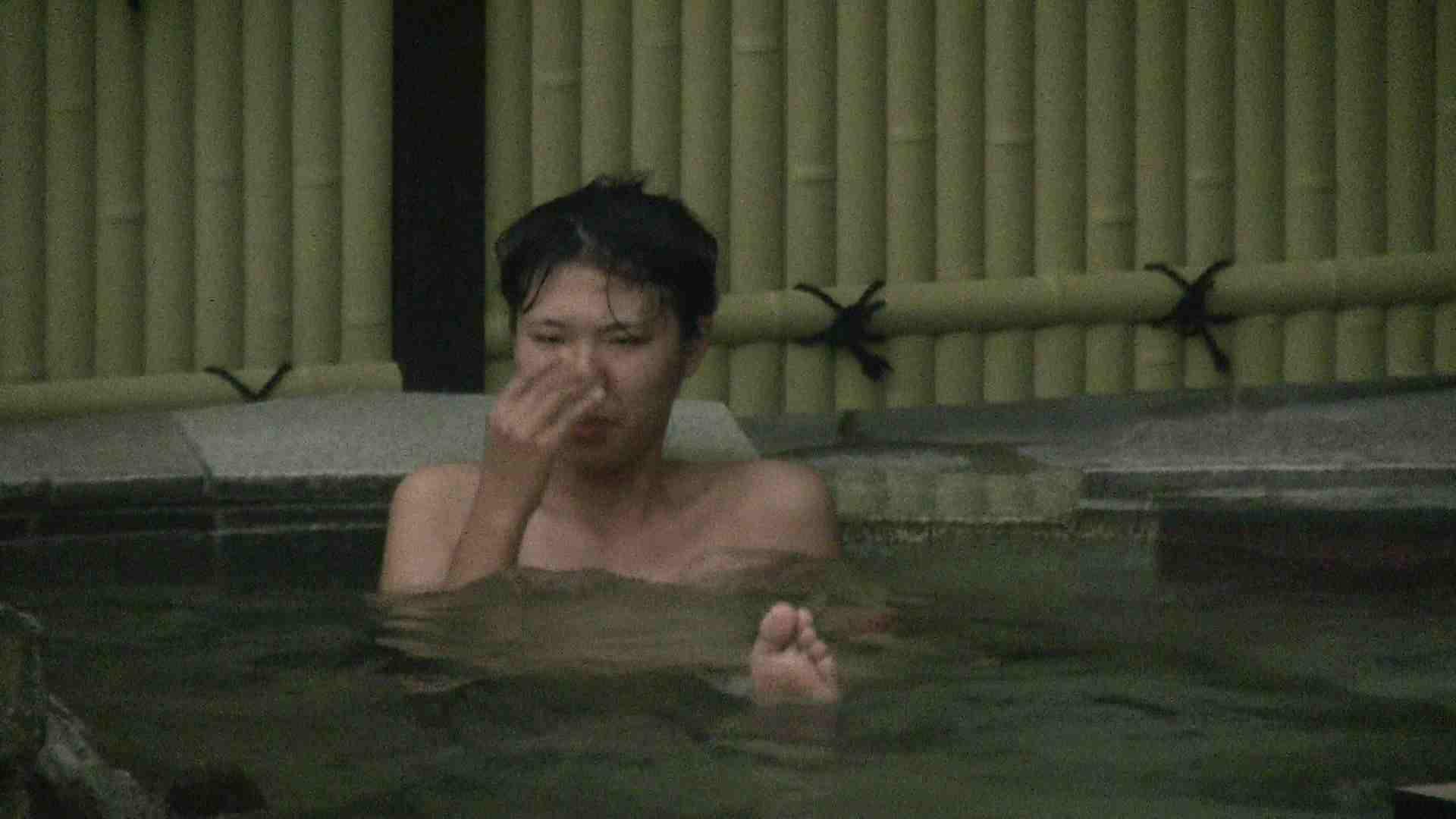 Aquaな露天風呂Vol.215 OLエロ画像  70PICs 30