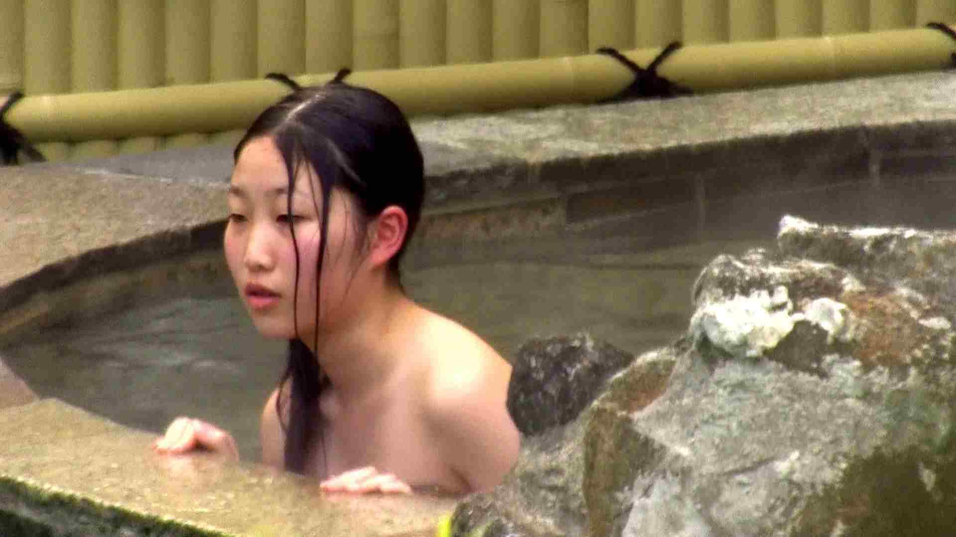 Aquaな露天風呂Vol.218 OLエロ画像 盗撮オマンコ無修正動画無料 81PICs 29