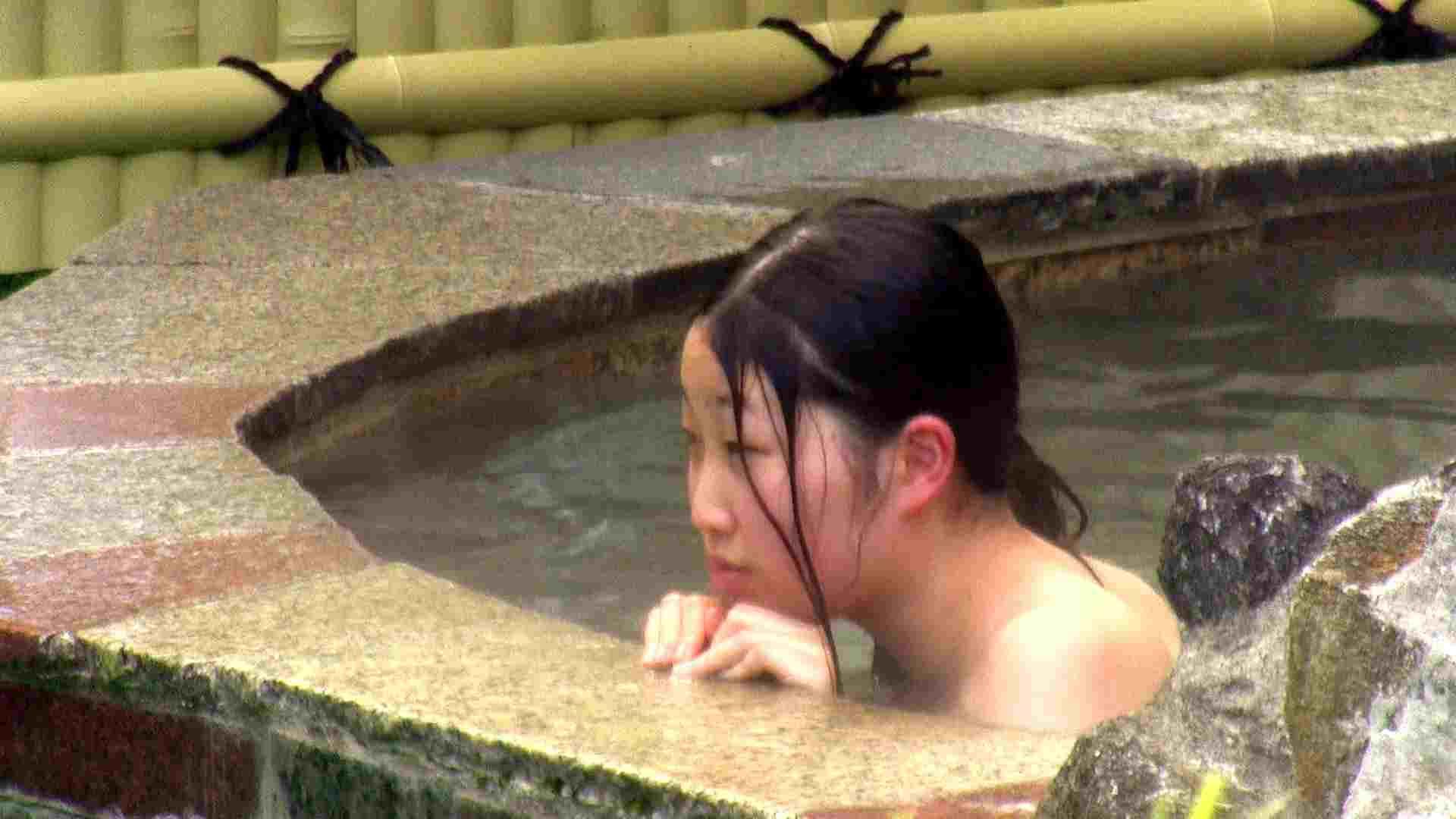 Aquaな露天風呂Vol.218 OLエロ画像 盗撮オマンコ無修正動画無料 81PICs 38