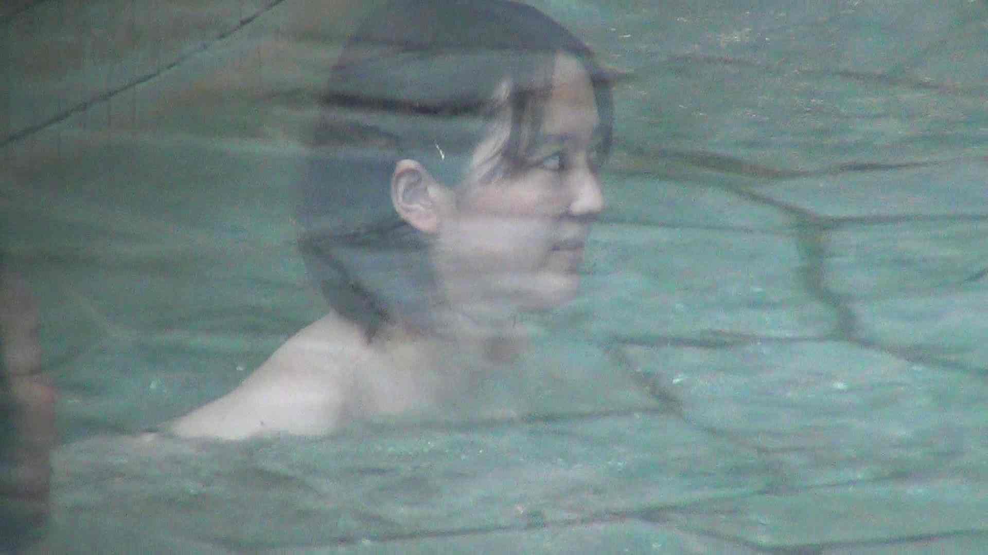 Aquaな露天風呂Vol.297 OLエロ画像  99PICs 90
