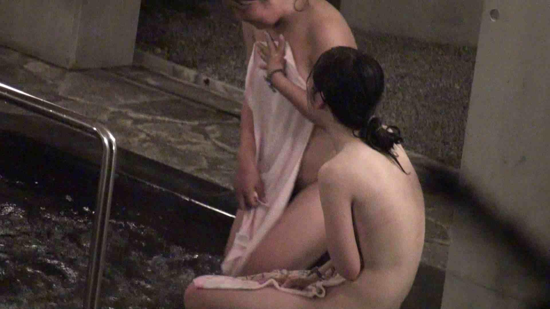 Aquaな露天風呂Vol.382 OLエロ画像  78PICs 18