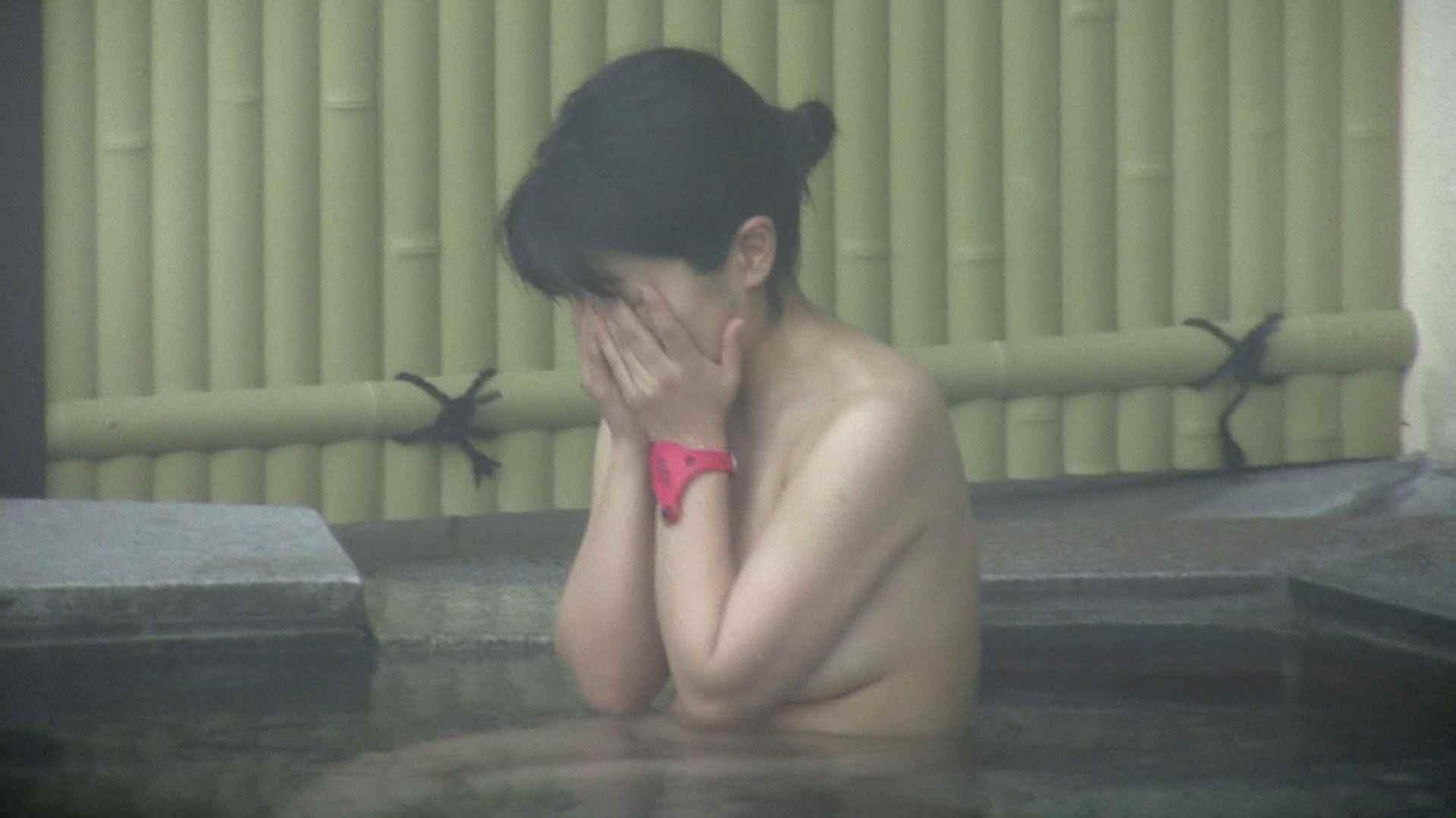 Aquaな露天風呂Vol.585 露天 アダルト動画キャプチャ 78PICs 38