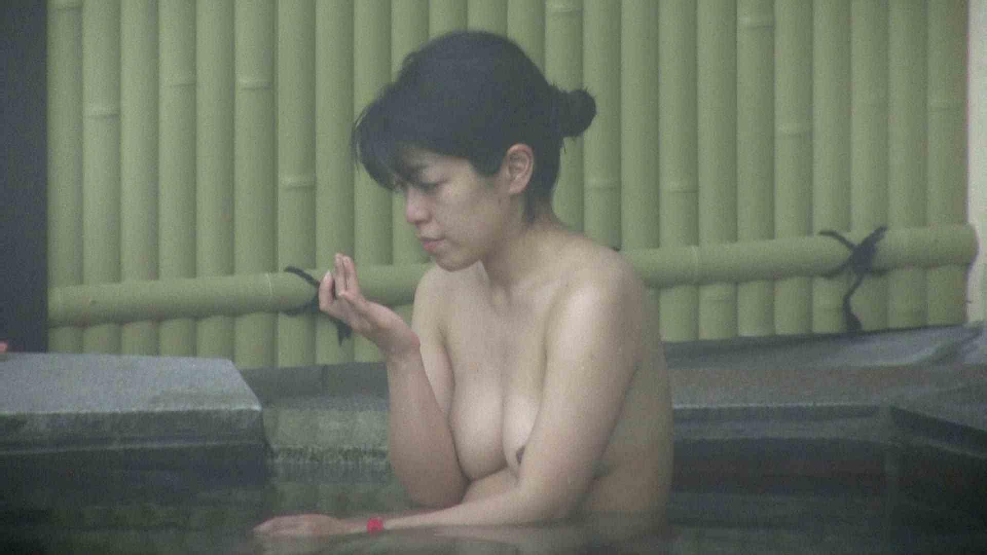 Aquaな露天風呂Vol.585 盗撮  78PICs 39