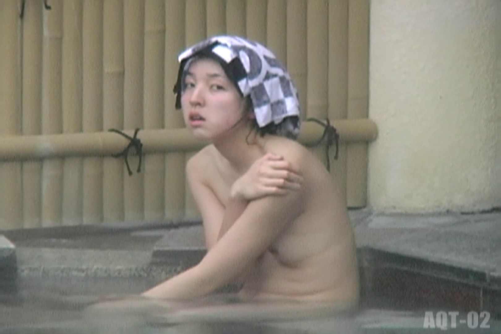 Aquaな露天風呂Vol.723 露天   OLエロ画像  110PICs 34