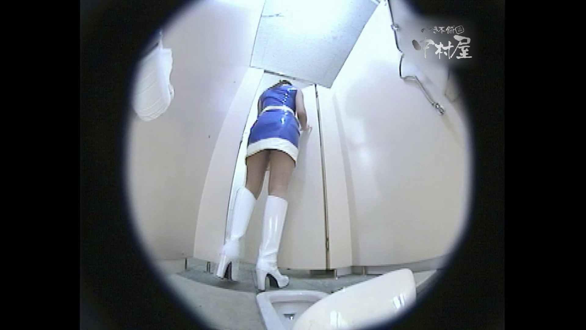 レースクィーントイレ盗撮!Vol.20 美女エロ画像 オマンコ動画キャプチャ 89PICs 4
