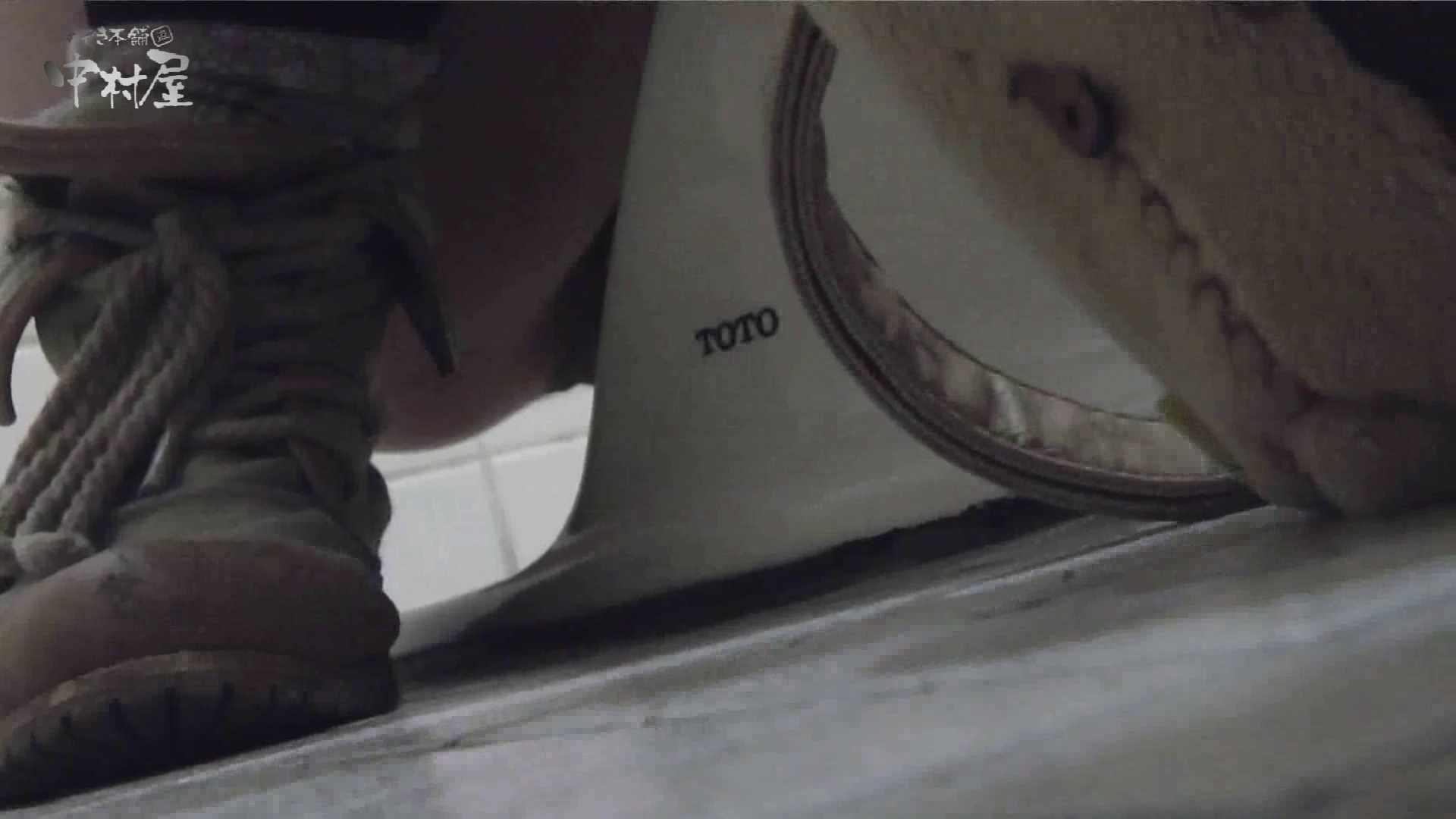 洗面所突入レポート!!vol.9 トイレ 覗き性交動画流出 100PICs 26