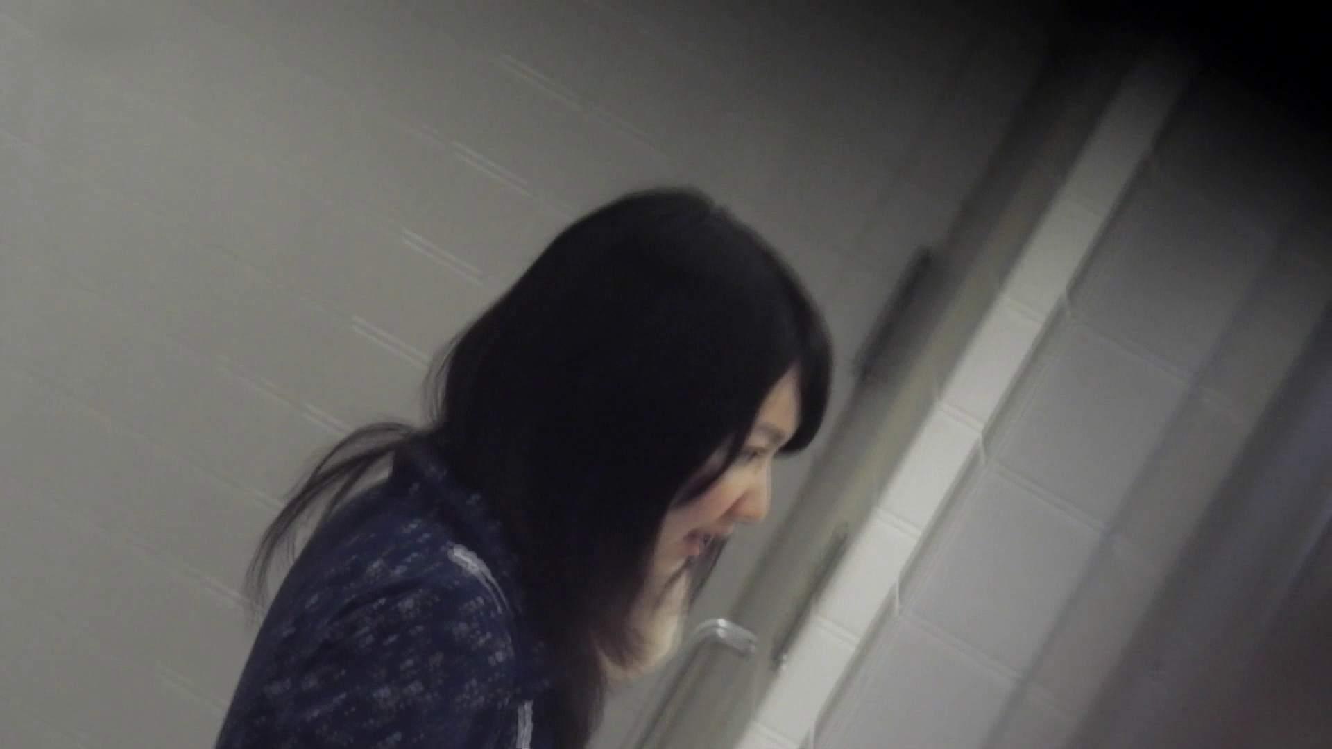 お銀さんの洗面所突入レポート!!vol.73 シリーズ一番エロい尻登場 洗面所  40PICs 8