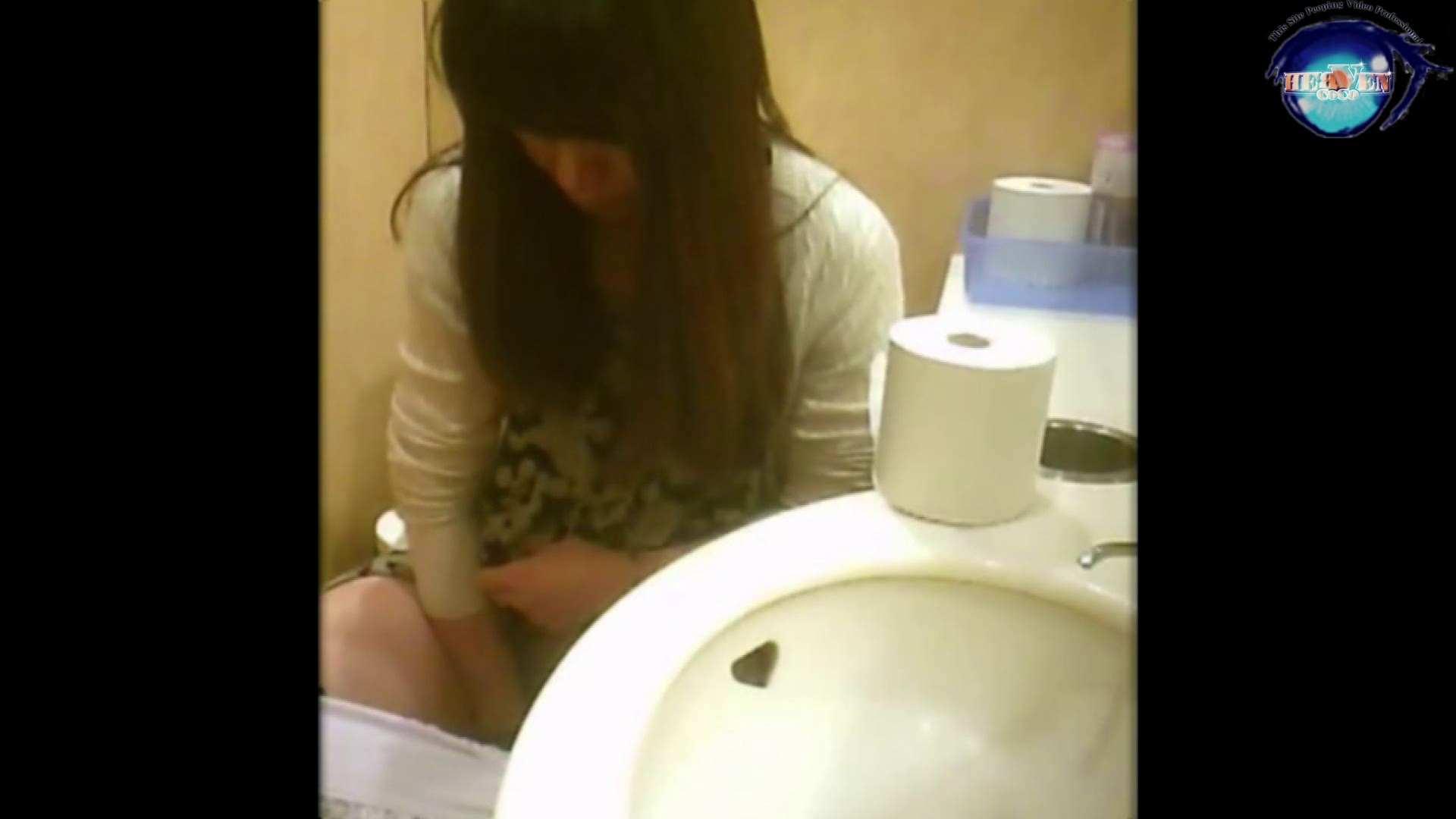 突撃!女子化粧室の真実vol.19 後編 盗撮   OLエロ画像  53PICs 25