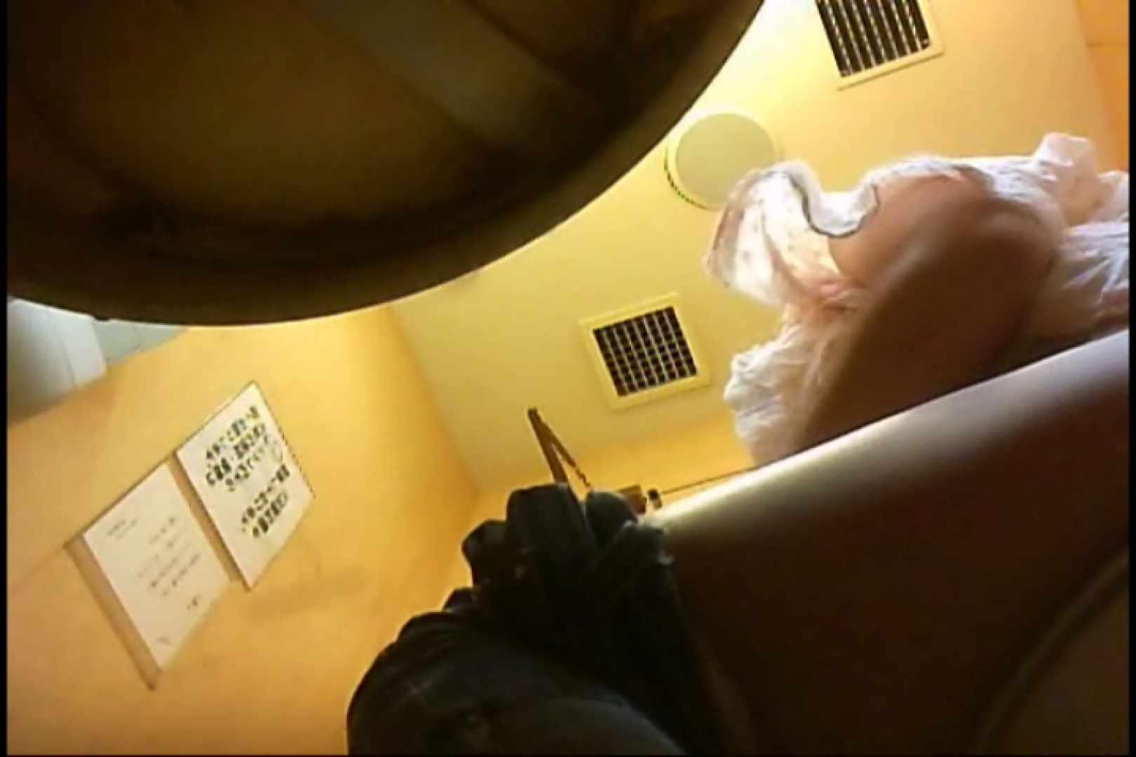 実録!魂の女子化粧室盗撮!!~隠れ潜む特殊カメラ~vo,32 盗撮 | 熟女エロ画像  49PICs 1