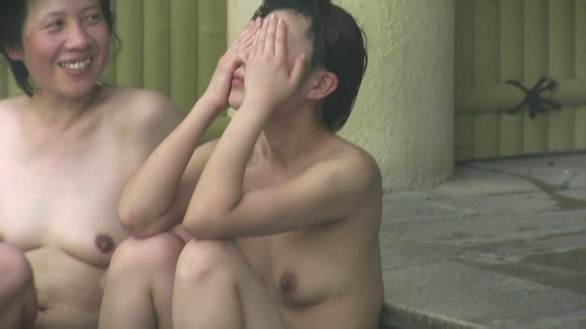 高画質露天女風呂観察 vol.044 高画質 隠し撮りセックス画像 45PICs 25