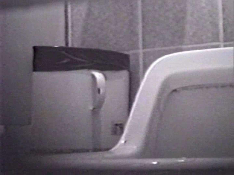 臭い厠で全員嘔吐する女 洗面所  101PICs 90
