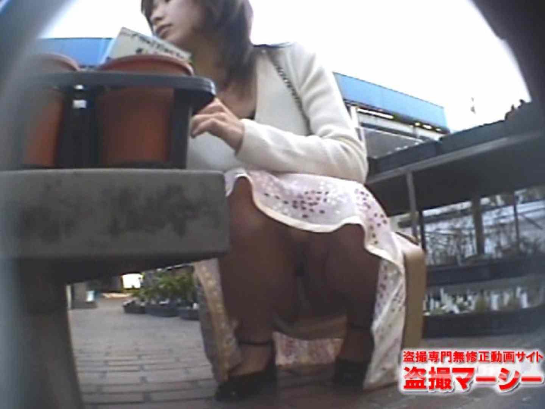 すわりしゃがみフロントパンモロ 美女エロ画像  57PICs 48