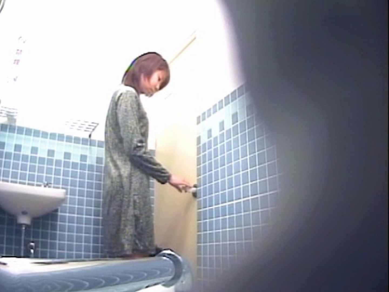 和式でドピュン! お姉さん 盗撮オマンコ無修正動画無料 52PICs 6