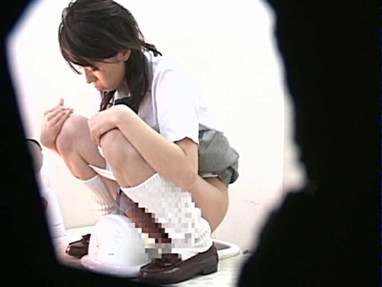 M字開脚制服女子を真下から盗撮! 肛門 盗撮戯れ無修正画像 67PICs 4