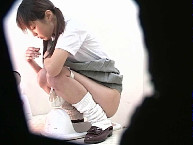 M字開脚制服女子を真下から盗撮! 厠   高画質  67PICs 6