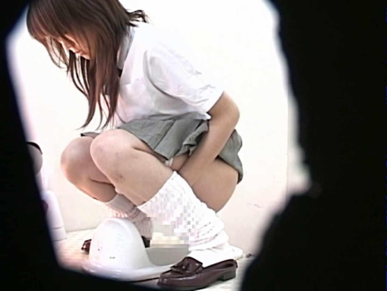 M字開脚制服女子を真下から盗撮! 厠   高画質  67PICs 41