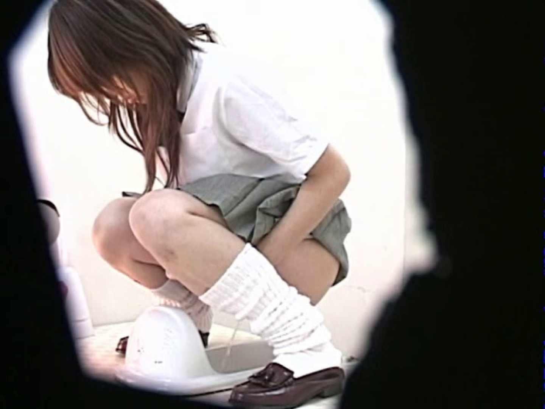M字開脚制服女子を真下から盗撮! 厠  67PICs 45