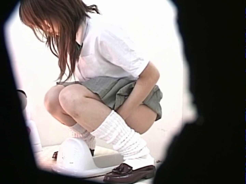 M字開脚制服女子を真下から盗撮! 厠   高画質  67PICs 46