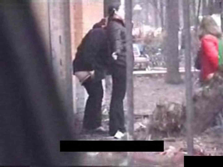 白人さんの野外排泄盗撮vol.1 フリーハンド 盗撮えろ無修正画像 43PICs 35