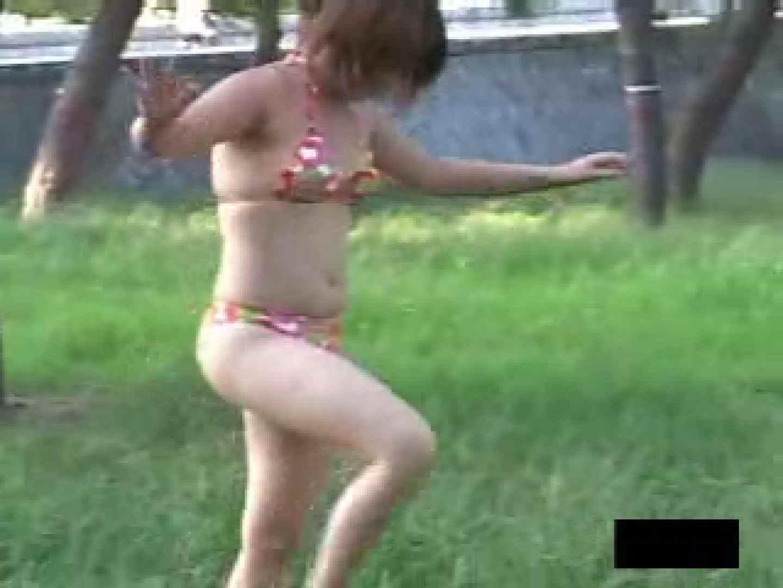 ビーチで発見!! 水着汚ギャル 日焼け AV無料動画キャプチャ 109PICs 41