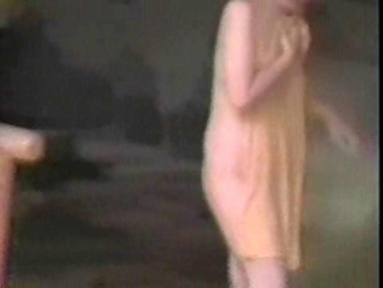 丘の上から女子風呂覗きました! 水着 AV動画キャプチャ 60PICs 31