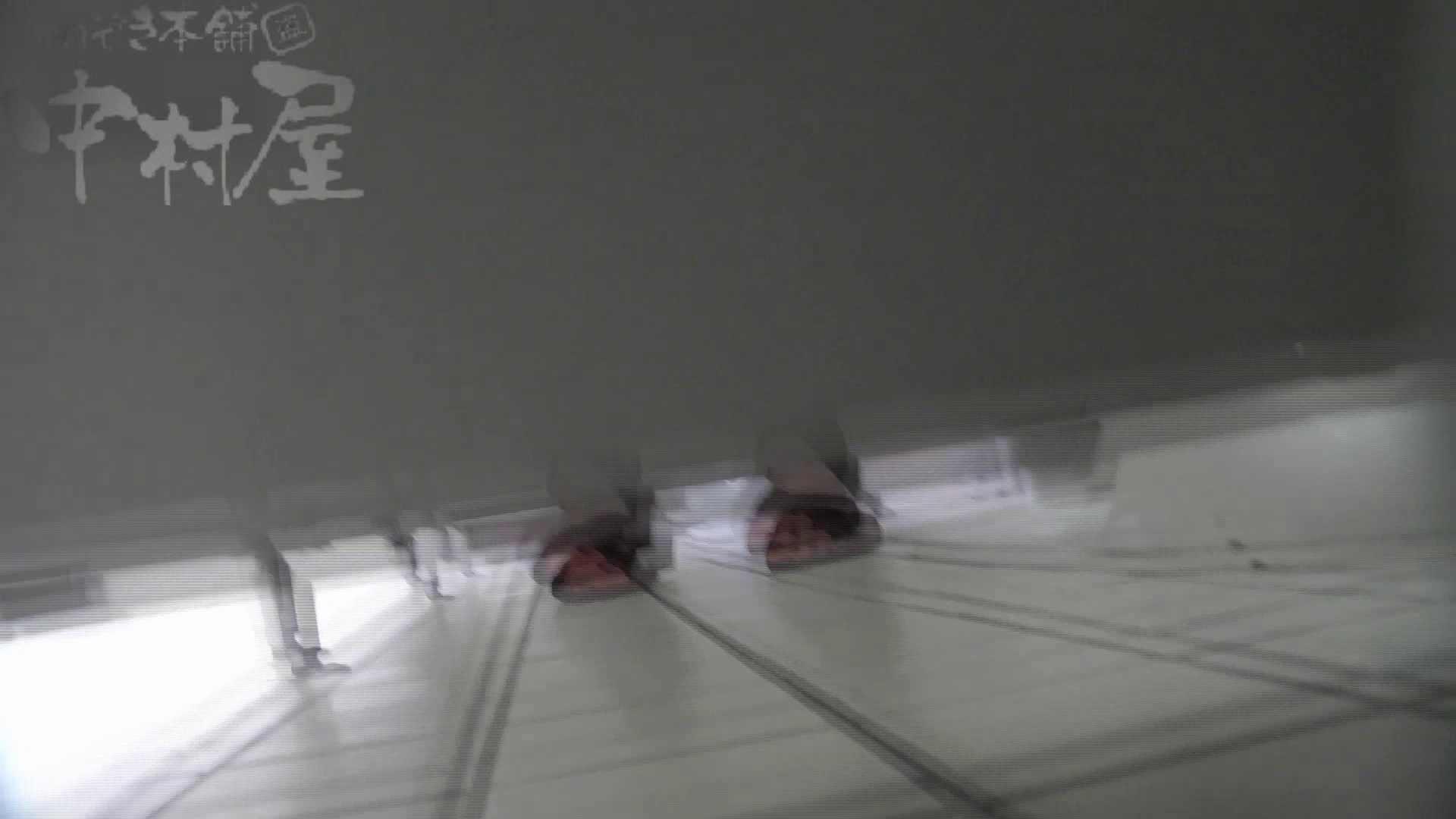 美しい日本の未来 No.33 黒パンをやっと下げる? 女子トイレ のぞきおめこ無修正画像 109PICs 33