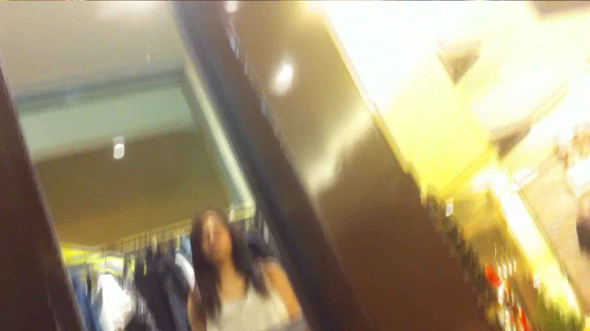 vol.40 美人アパレル胸チラ&パンチラ もっこりパンチラ! チラ 覗きワレメ動画紹介 109PICs 2