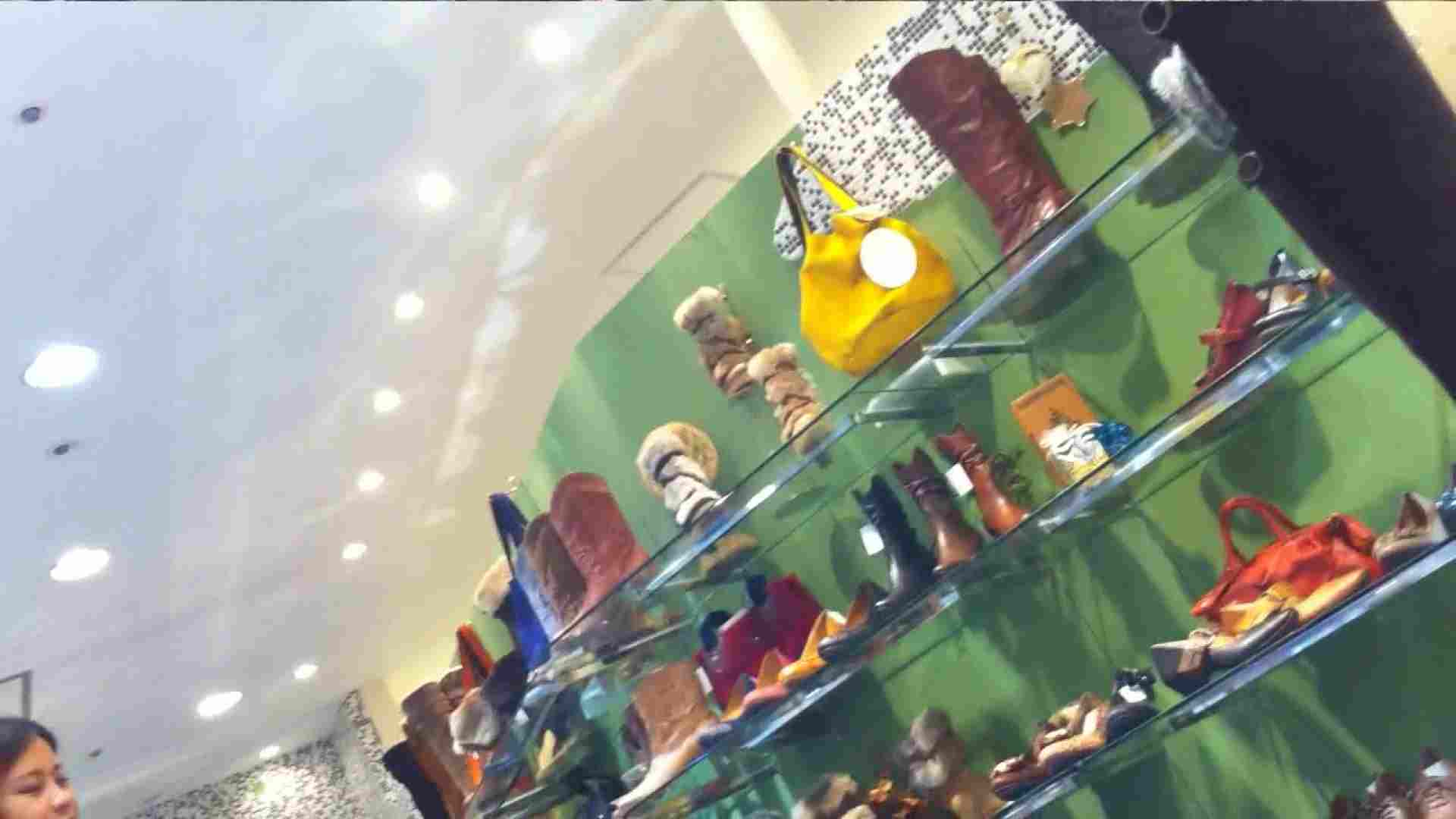 vol.40 美人アパレル胸チラ&パンチラ もっこりパンチラ! パンチラ スケベ動画紹介 109PICs 87