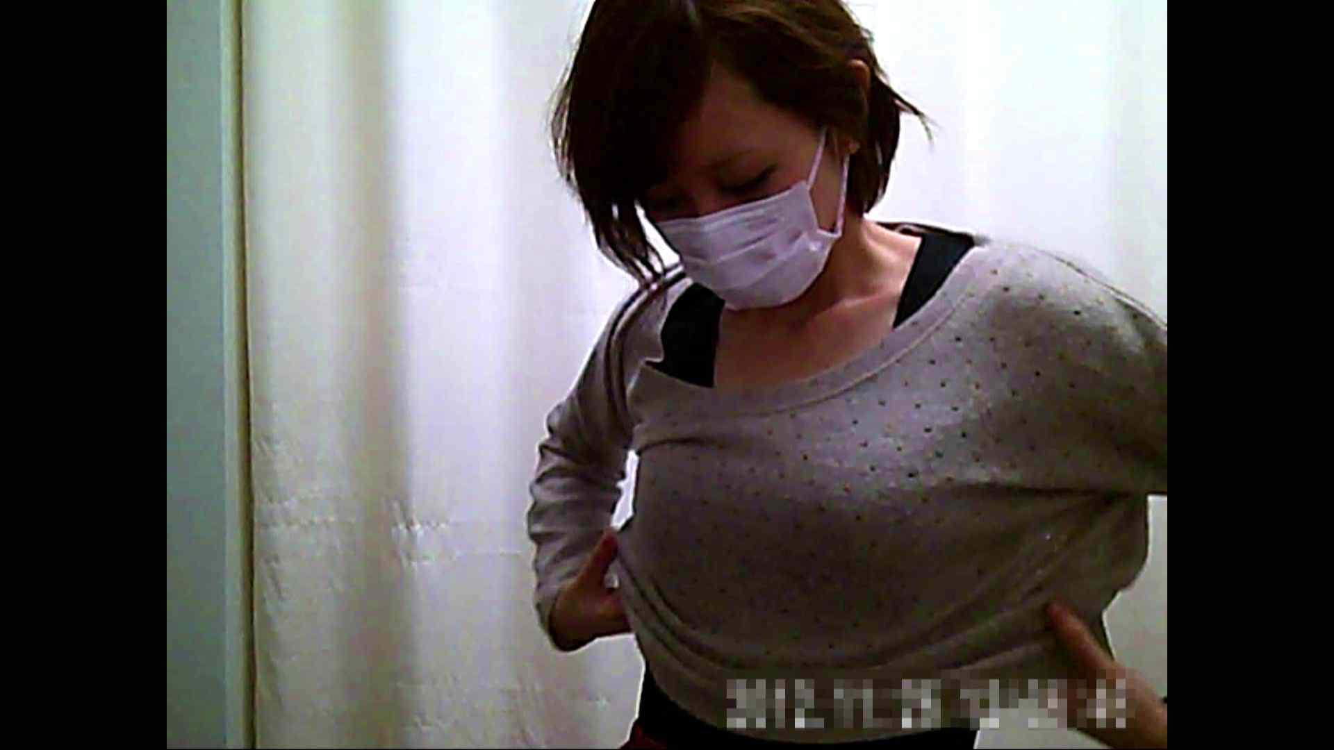 病院おもいっきり着替え! vol.159 乳首 盗撮ヌード画像 49PICs 33