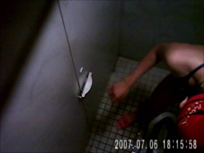 水着ギャル達への挑戦状!そこに罠がありますから!Vol.11 全裸 | トイレ  103PICs 56